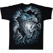 men's Winter Legion T-Shirt by FANTASMAGORIA brand, code: T243