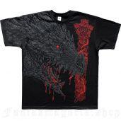 men's Dragon'S Blood T-Shirt by FANTASMAGORIA brand, code: T252