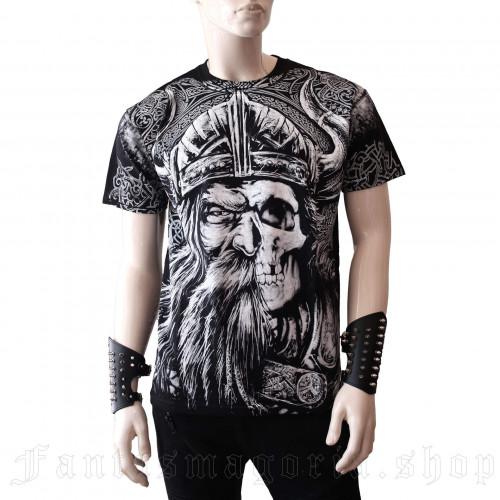 men's Viking T-Shirt by FANTASMAGORIA brand, code: T61