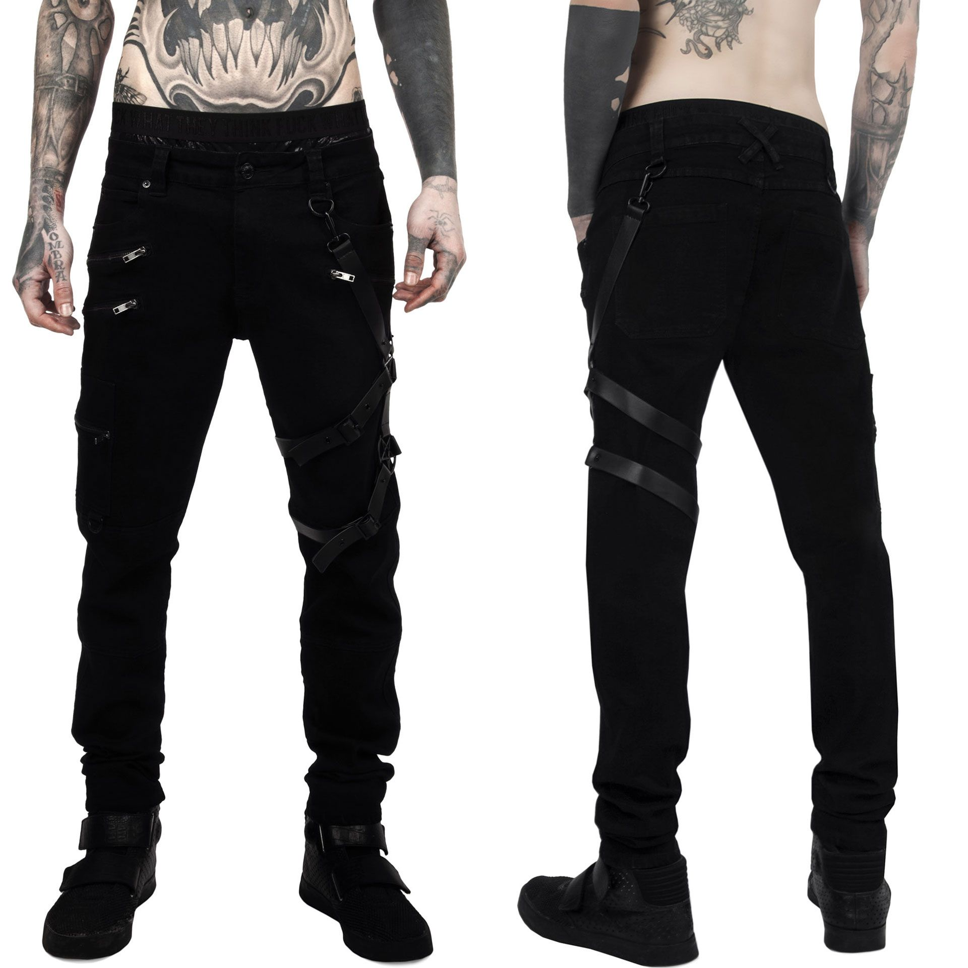 Death Wish Trousers