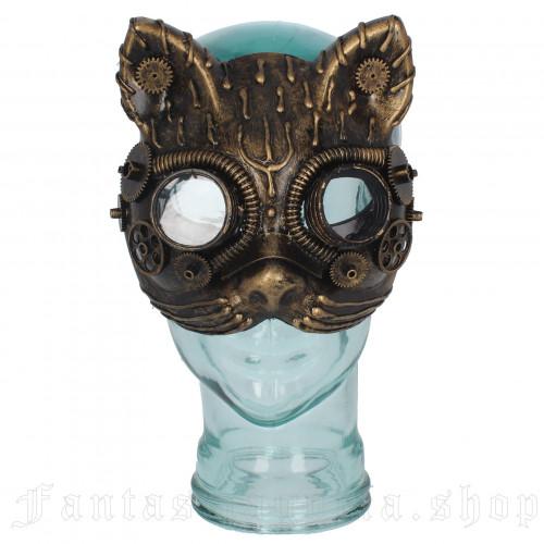Kinetic Kitten Mask