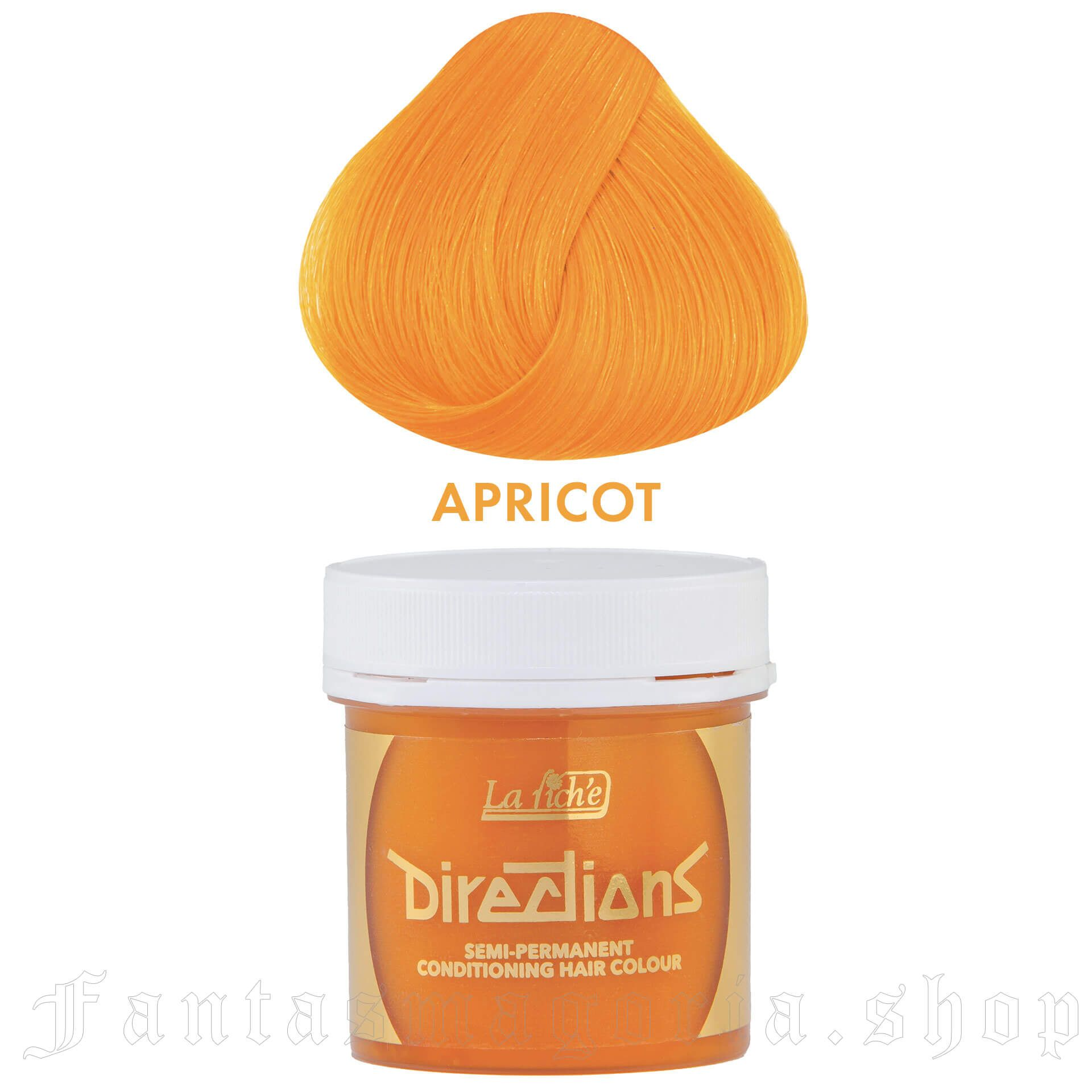 Apricot Hair Coloring Balsam