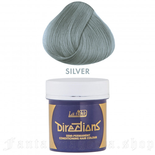 Silver Hair Coloring Balsam