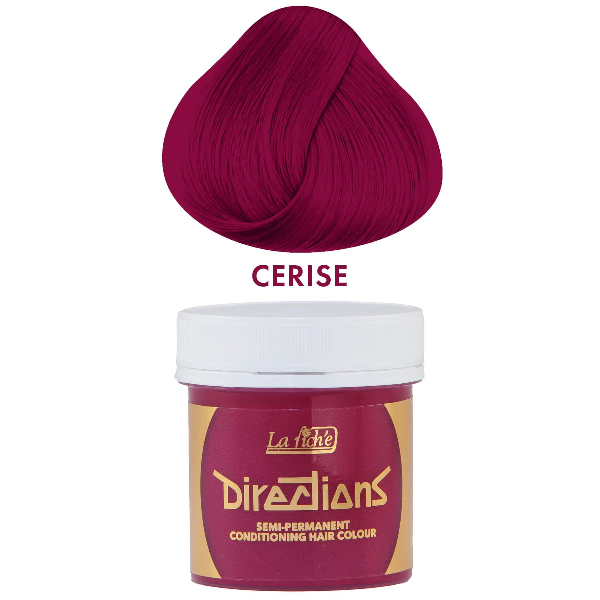 Cerise Hair Coloring Balsam