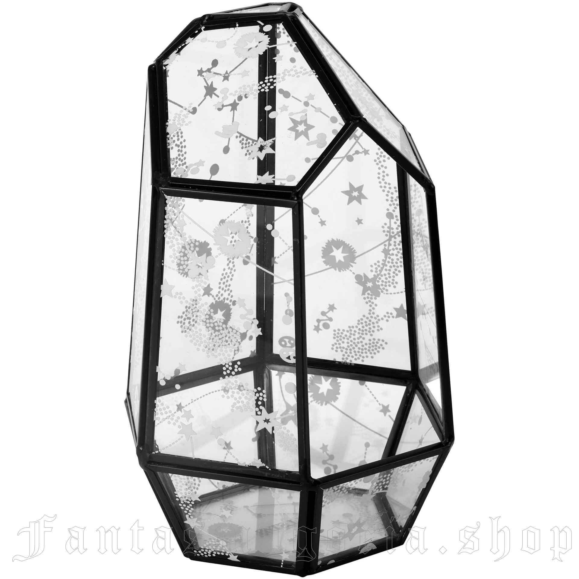 Crystalline Terrarium