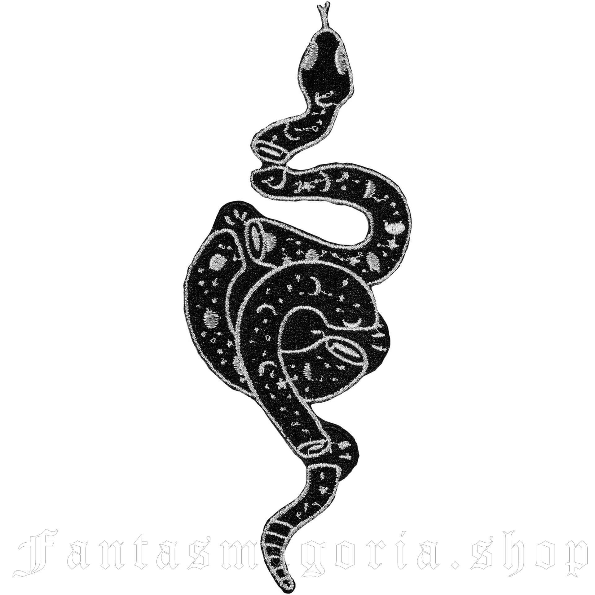 Sky Serpent Patch