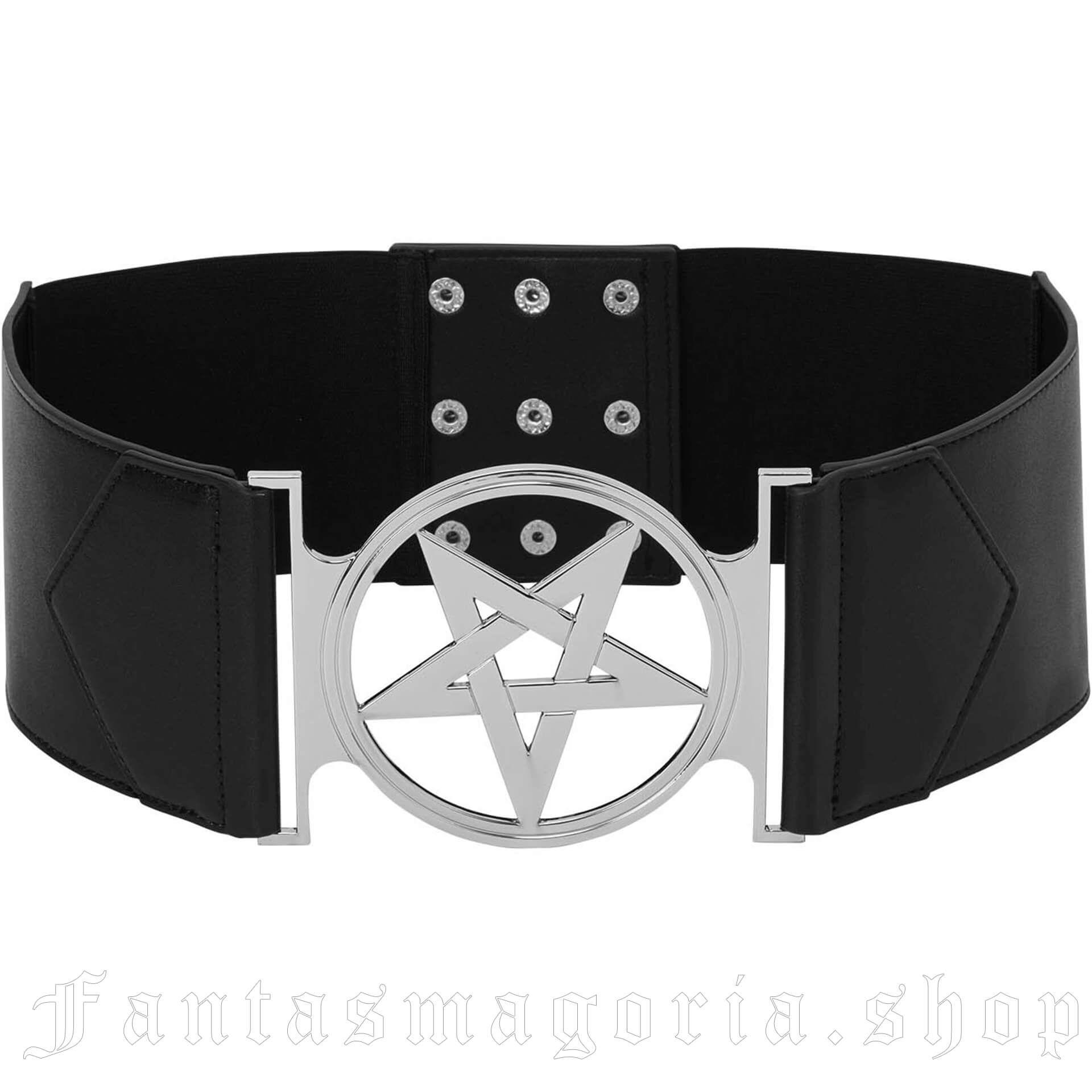 Summon Me Belt (Silver)