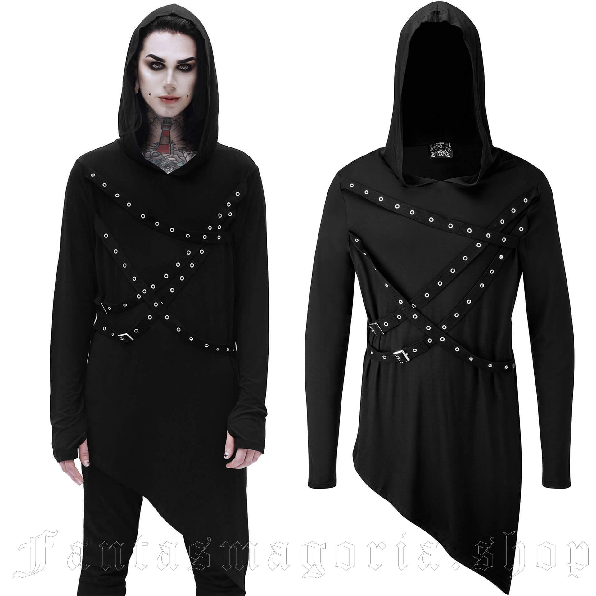 Corrosion Hooded Top