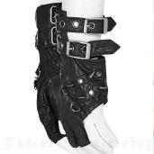 women's Murderdoll Gloves by PUNK RAVE brand, code: WS-350
