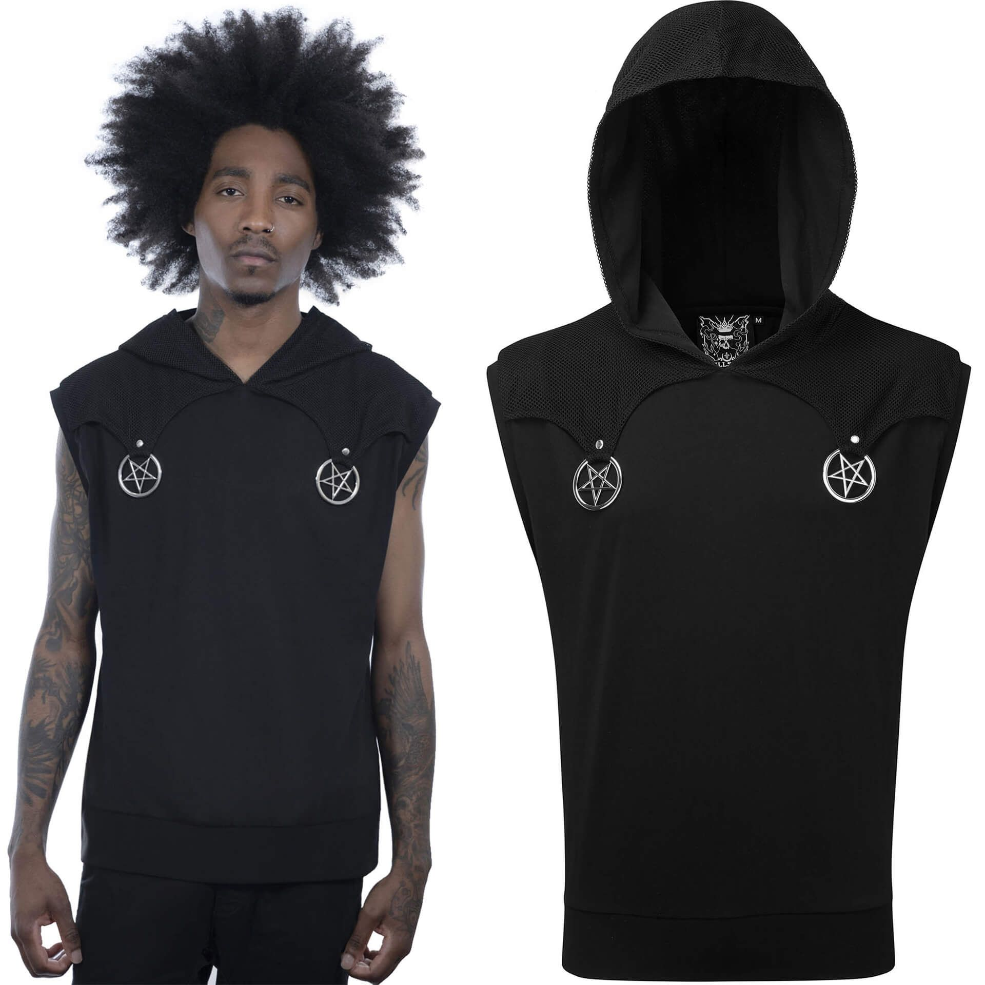 Anubis Hooded Vest