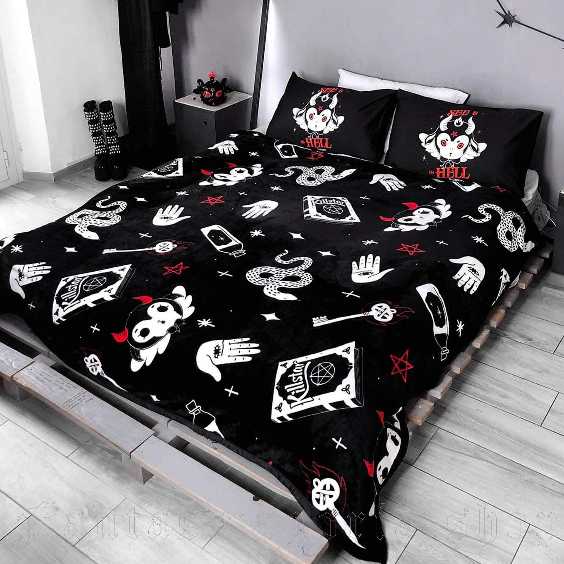 I'm Magic Bedspread