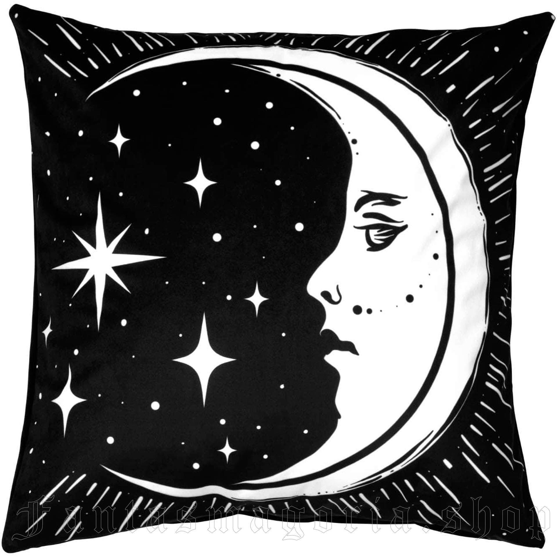 Vintage Moon Cushion Cover