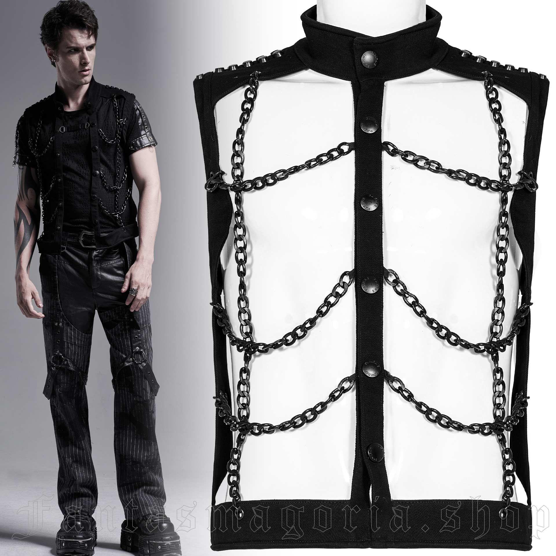 Warlock Chain Waistcoat