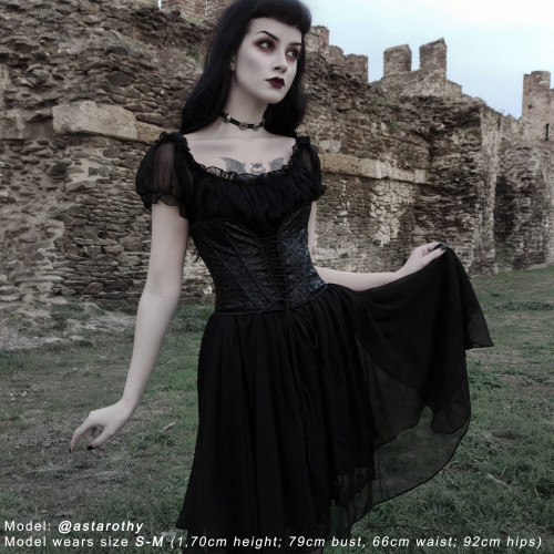 Angel Dust Dress & Corset