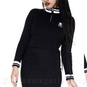 women's Wretched Sweater by KILLSTAR brand, code: KSRA002829