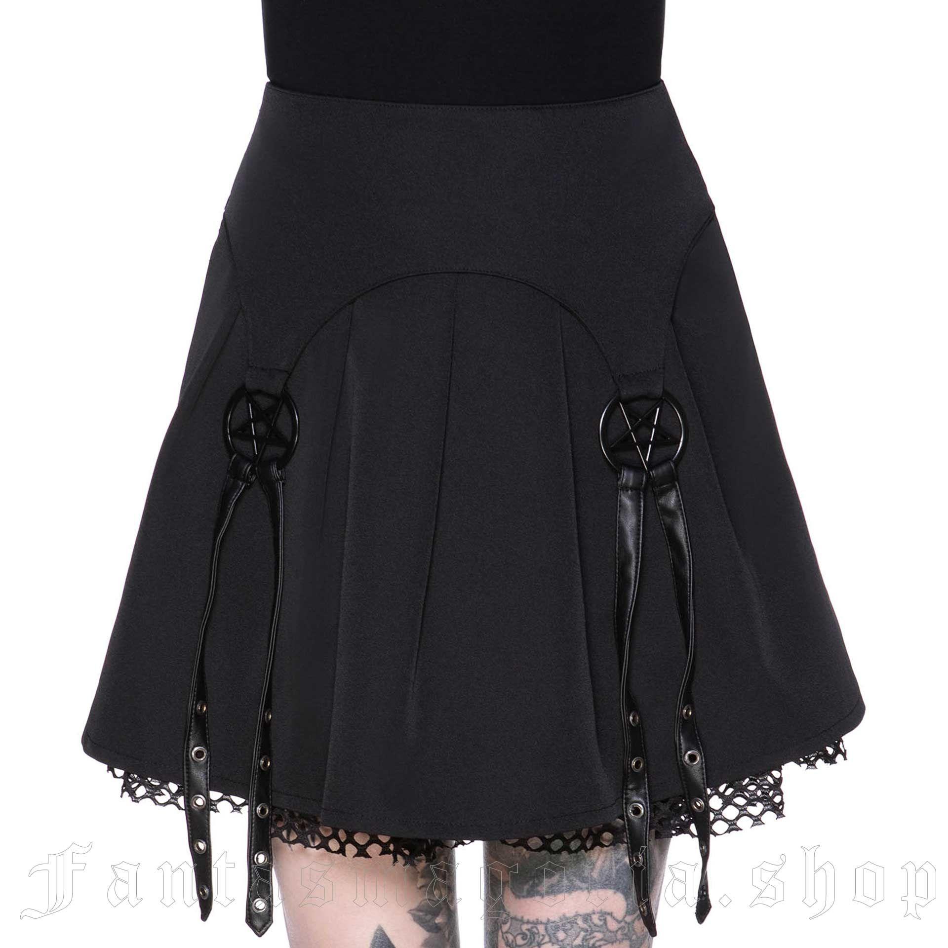 Crucifire Mini Skirt