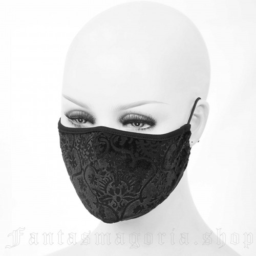 unisex Nocturne Mask by DEVIL FASHION brand, code: MK028