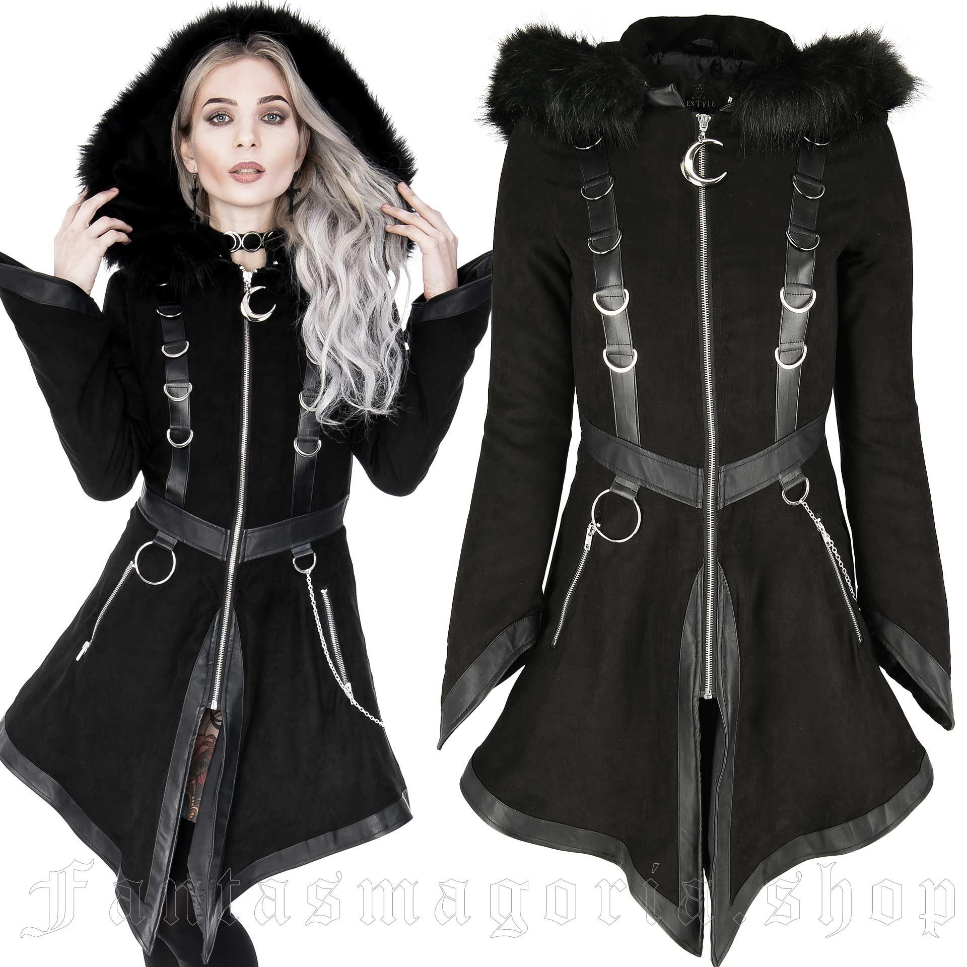 D-Ring Coat