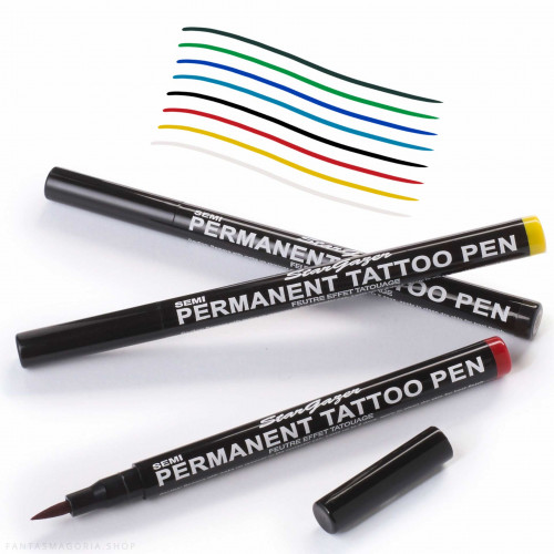 Semi Permanent Tattoo Pen by STARGAZER brand, code: SGS170