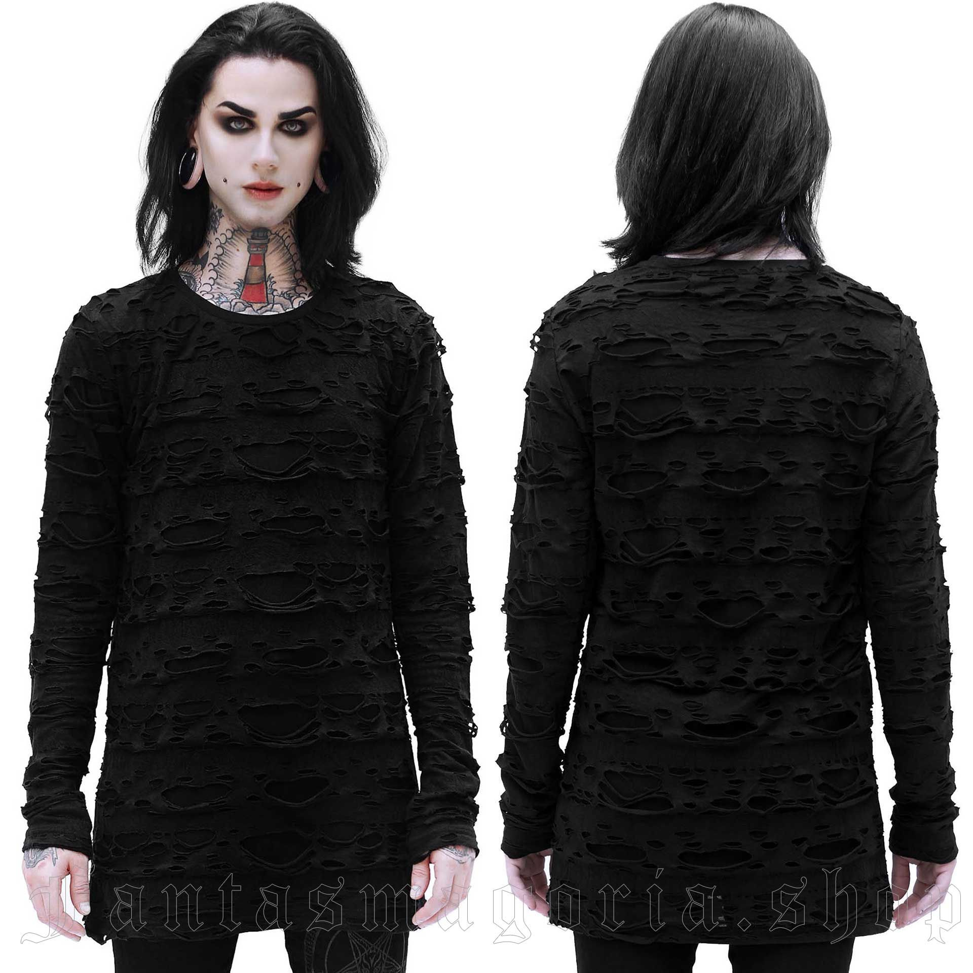 Undertaker Long Sleeve Top
