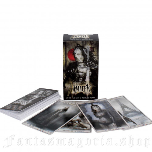 Malefic Time Tarot Cards by...