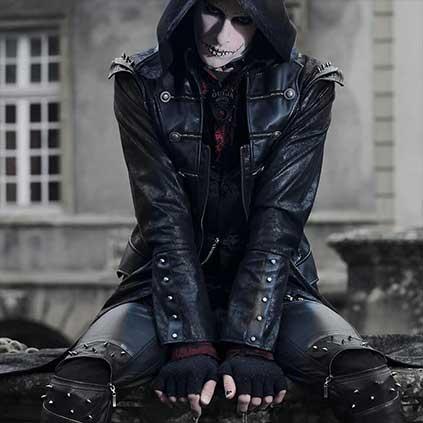 Modern Gothic Mens Fashion