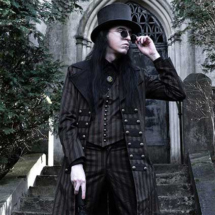 Steampunk Mens Fashion