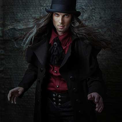 Victorian Mens Fashion