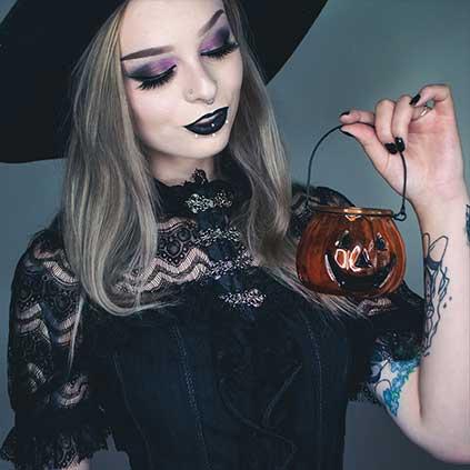 New Goth Witch